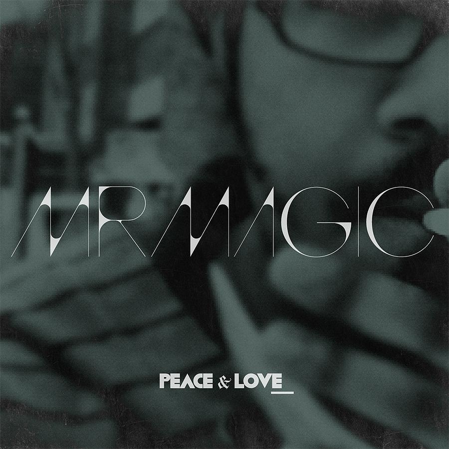 Peace&Love AlbumCover